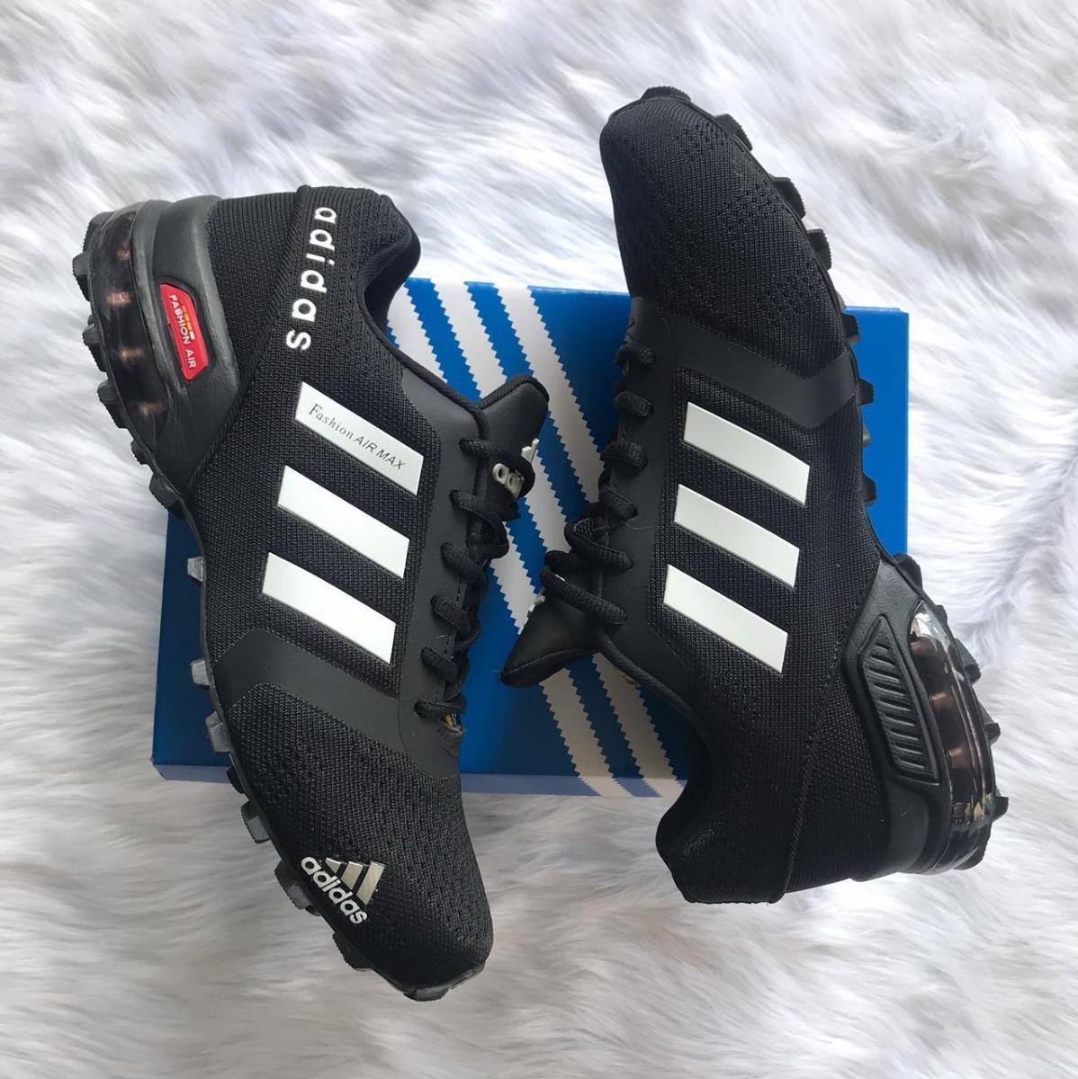 82d061a9d1e Zapatillas Tenis adidas Fashion Air Max Hombre Original -   245.000 ...