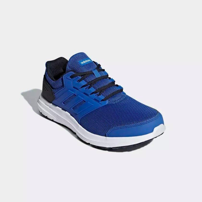 designer fashion dcd97 9df37 Tenis adidas Hombre Galaxy 4 M Azul Original 2631646 -  1,49