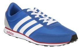 zapatos adidas hombre azul