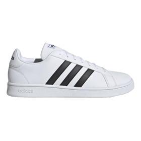 Tenis adidas Hombre Blanco Grand Court Base Ee7904