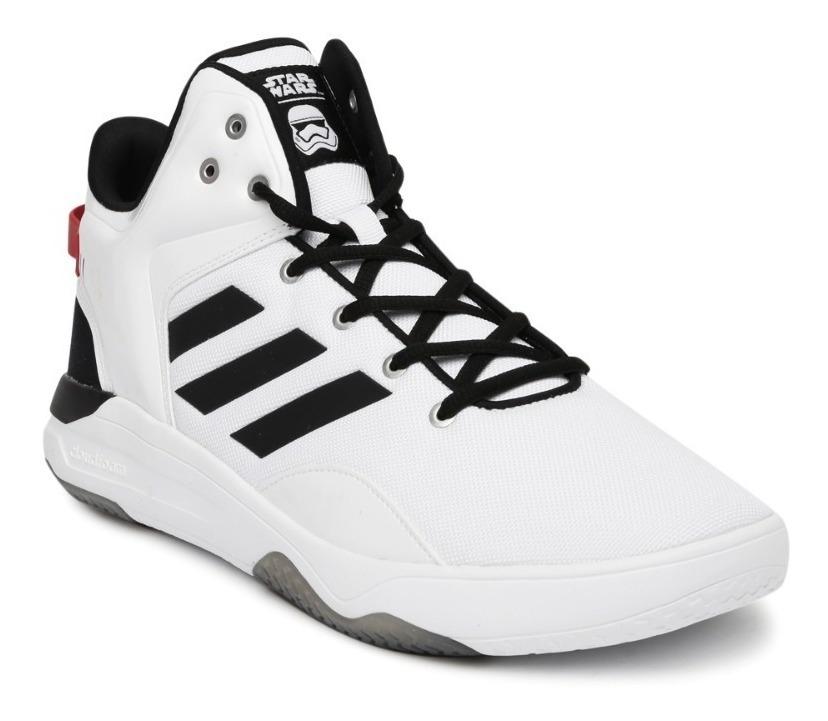 Tenis adidas Hombre Blanco Starwars Cloudfoam Revival Aw4268