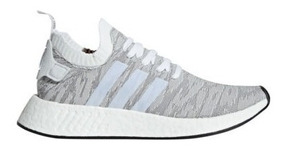 separation shoes 0049e 21d3b Tenis adidas Hombre Gris Nmd R2 Pk By9410