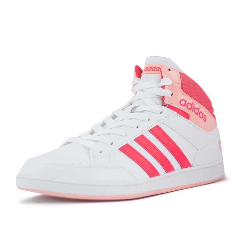 ff2f9a4697293 Tenis adidas Hoops Mid K B74653 -   749.00 en Mercado Libre