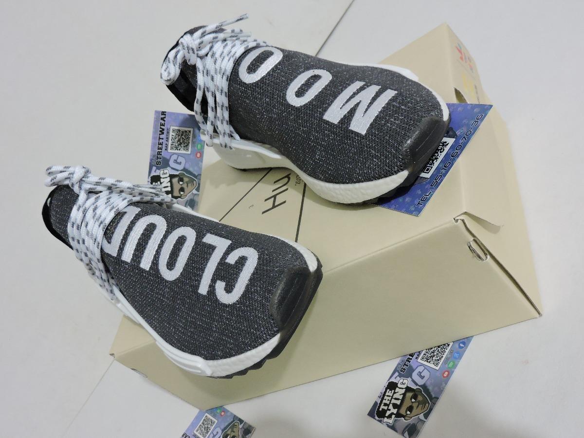 adidas human race gris
