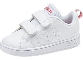 Donde comprar disponible nueva Tenis adidas Infantil Advantage Color Blanco Para Niña