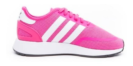 great look order online excellent quality Tenis adidas Iniki Rosa N-5923