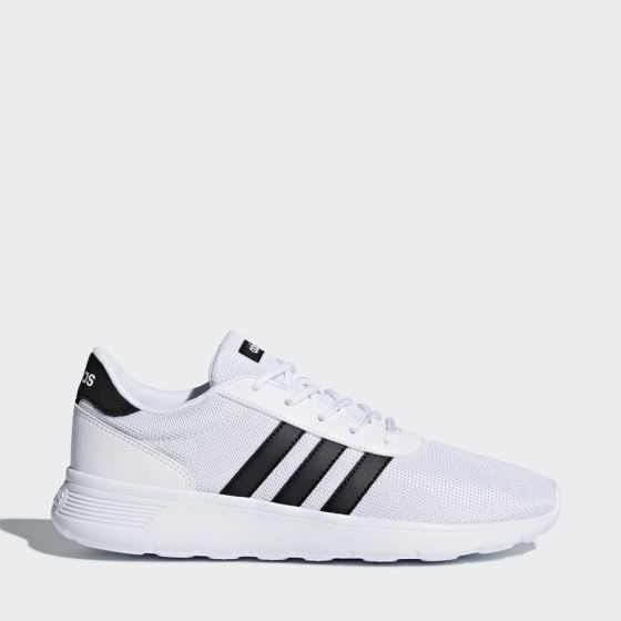 9a68494048117 Tenis adidas Lite Racer Blanco Con Lineas. Woman Fitness ...