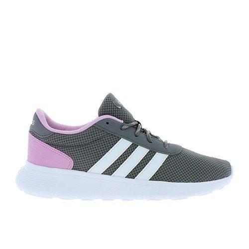 Tenis adidas Lite Racer Gris-rosa Aw3832 100%original