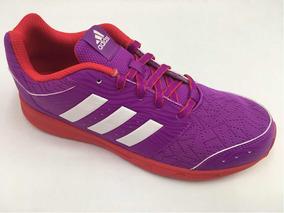 Tenis adidas Lk Sport 2 Lila Blanco Dama