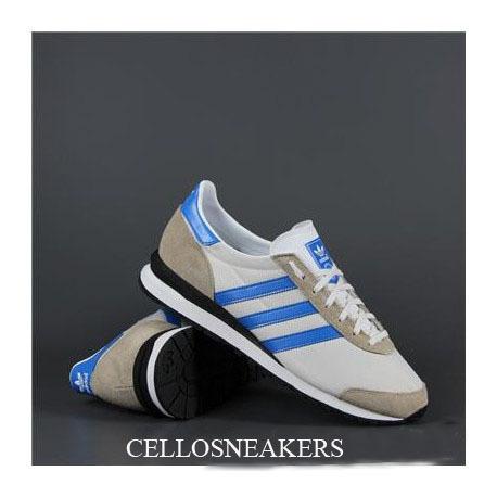 f7d1c4f394b Tenis adidas Marathon 85 Vintage Tam 38 Br Frete Grátis - R  249