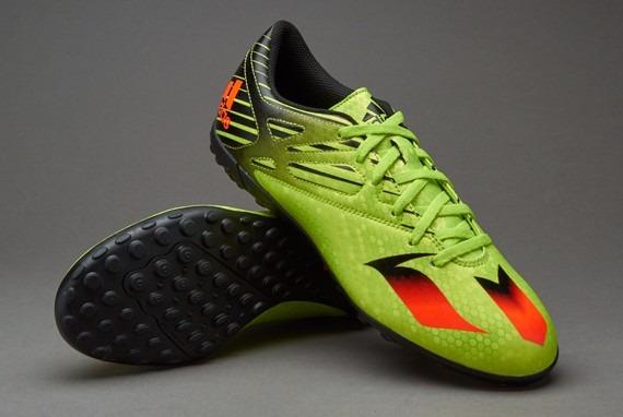 zapatos adidas en negro verde
