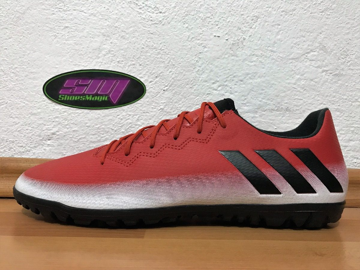 45c1c4f8e2354 Tenis adidas Messi 16.3 Futbol Rapido -   899.00 en Mercado Libre