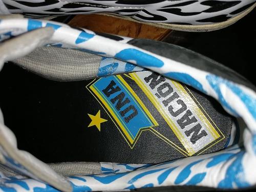 tenis adidas messi argentina originales 2014 copa mundial