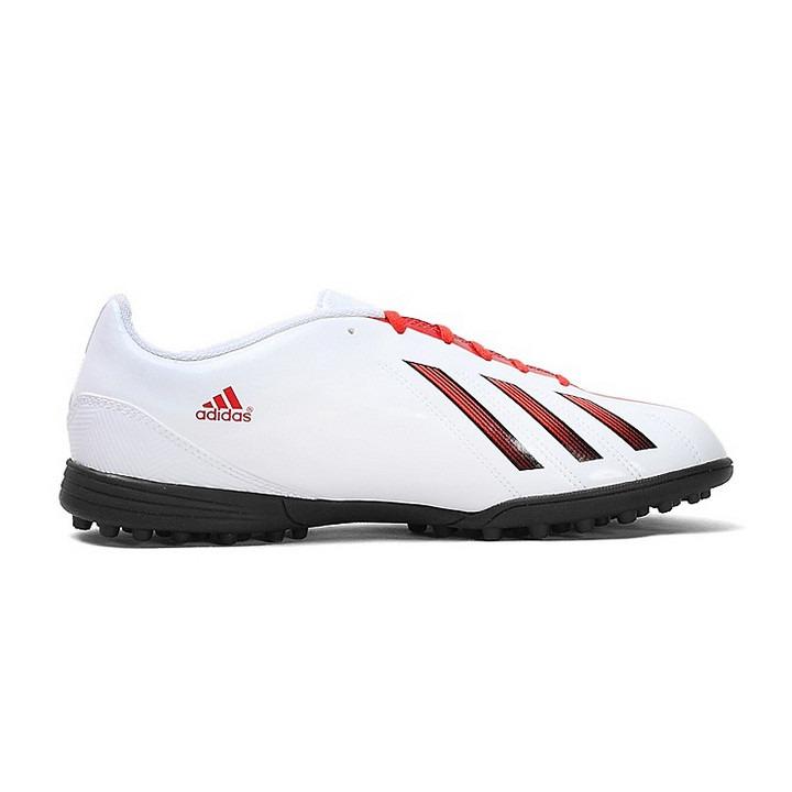 Tenis De Futbol Rapido Adidas Blancos