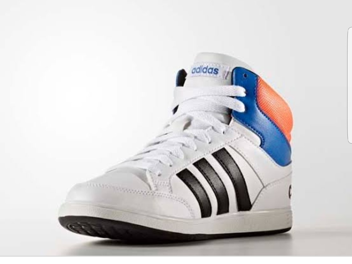 Tenis adidas Mod. Aros Mid K B74656 #24