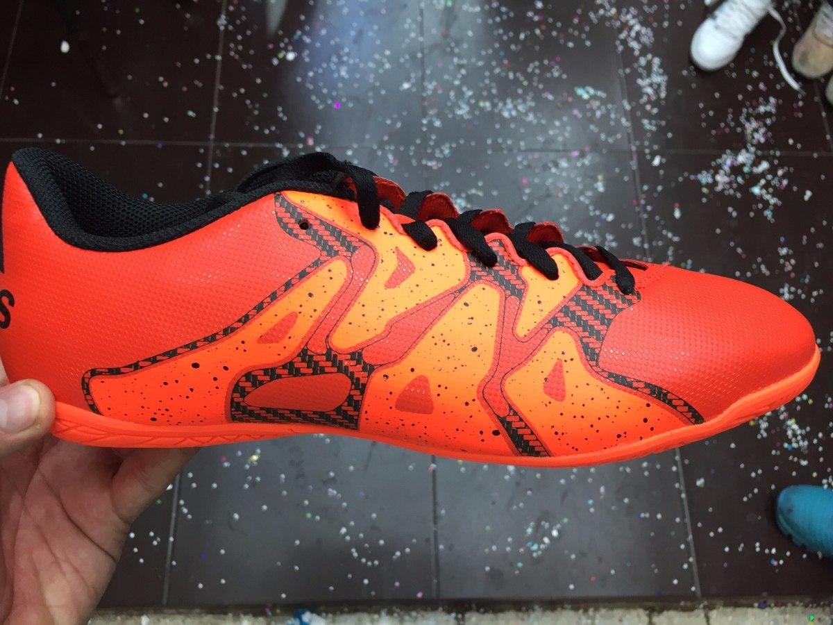 buy popular f848b 5002e adidas 15.4 naranja
