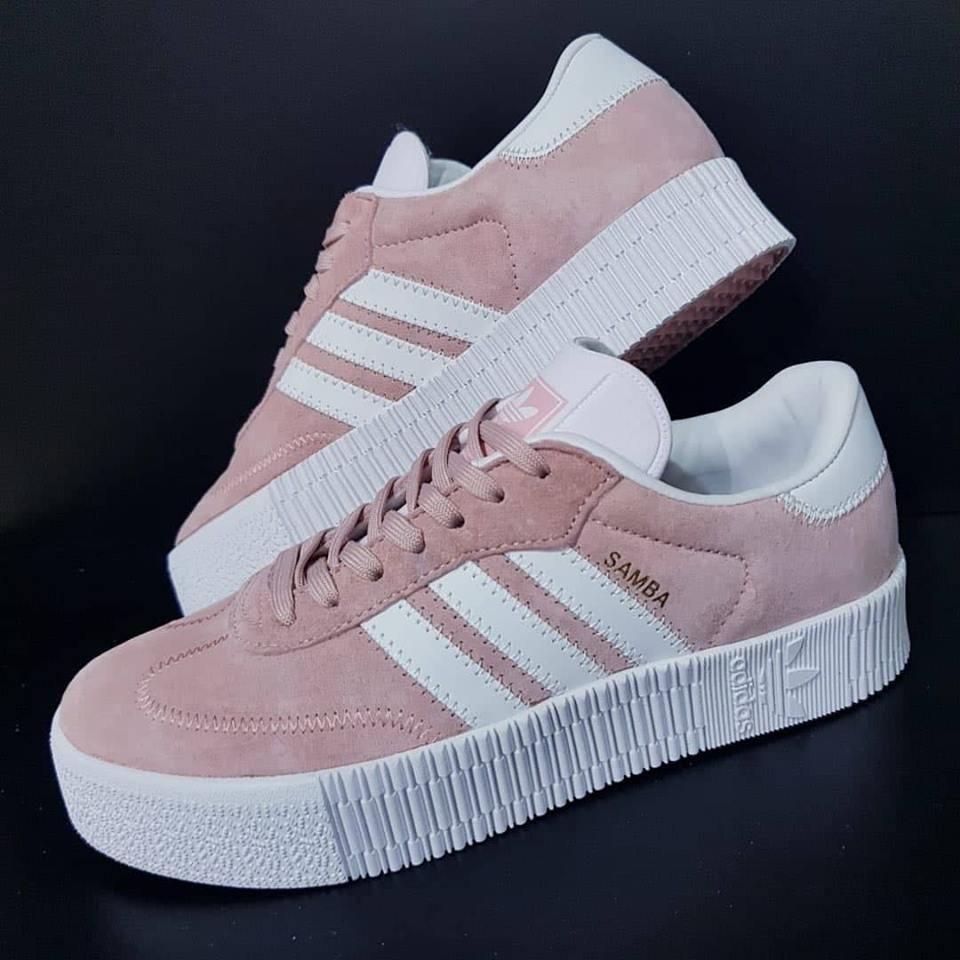 Envio Tenis Mujer Zapatillas 2018 Samba Gratis Adidas 13lc5uTKJF