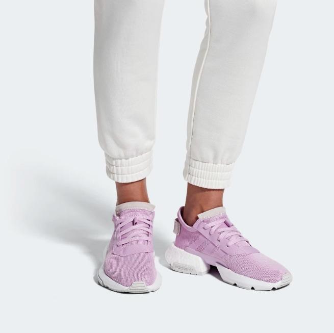 16a6eb4d548d9 tenis adidas pod-s3.1 mujer lila nuevos originales · tenis adidas mujer