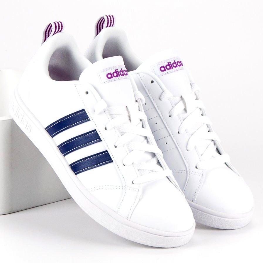new style 4e331 d0c4c tenis adidas mujer advantage clean perfil clasico urbanstyle. Cargando zoom.