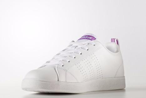2zapatos adidas mujer blancos