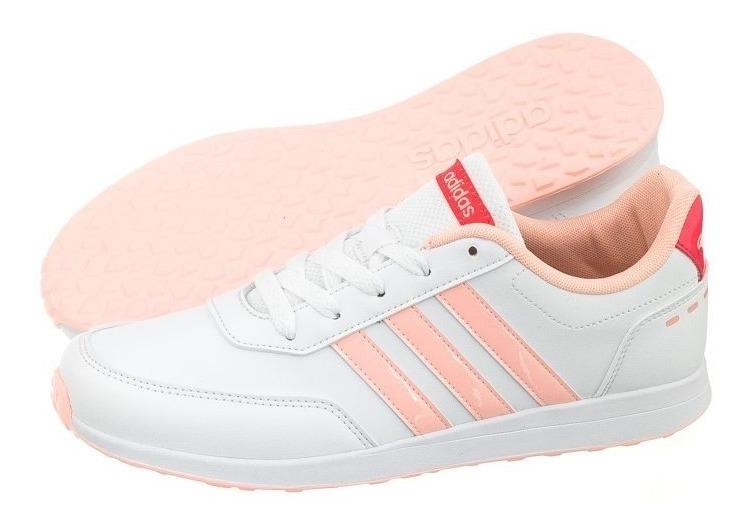 Tenis adidas Mujer Blancos Rosa adidas Originals Neo Aw4102