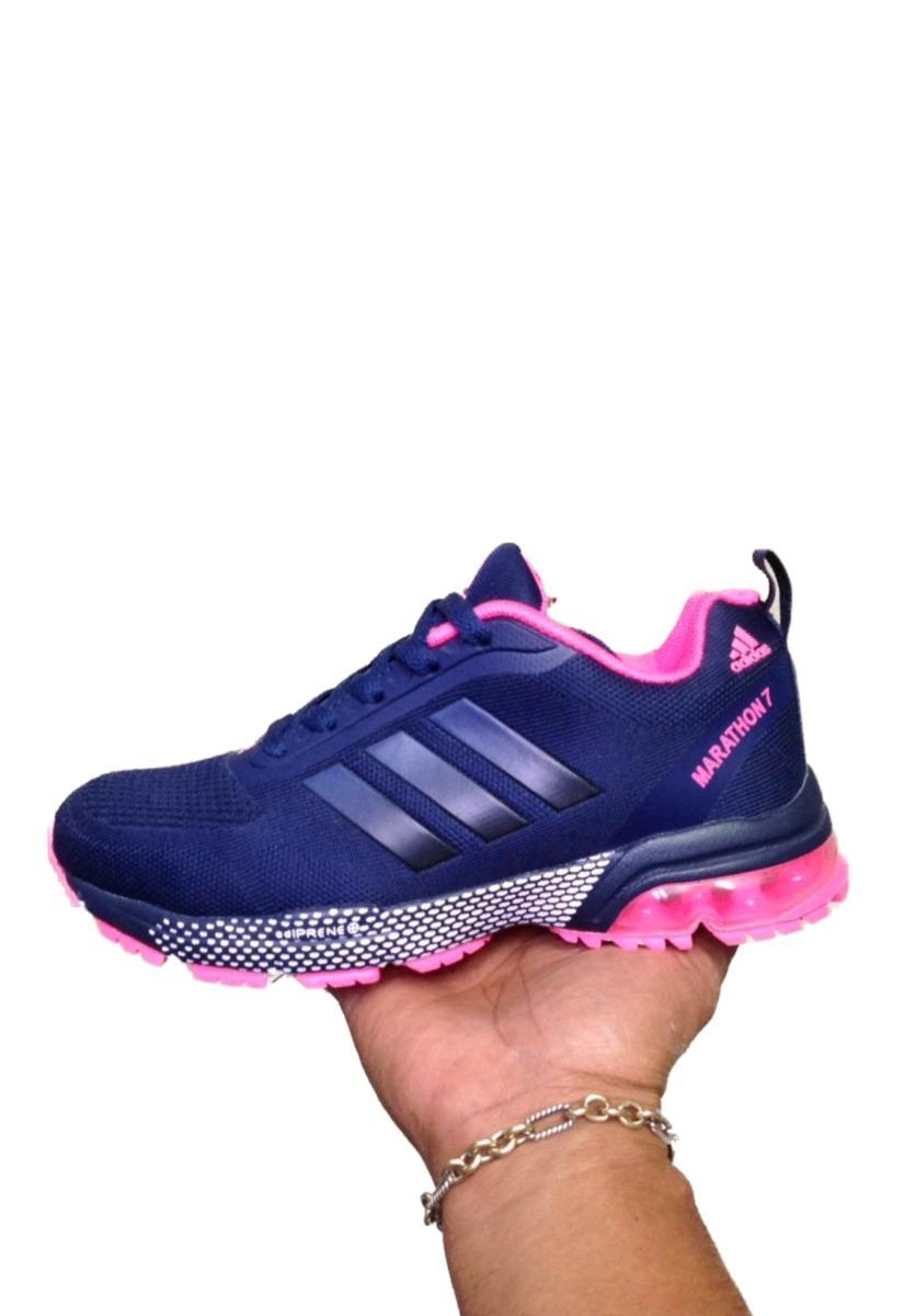 Marathon 2019 Adidas Original Tenis Mujer Zapatillas Max Air