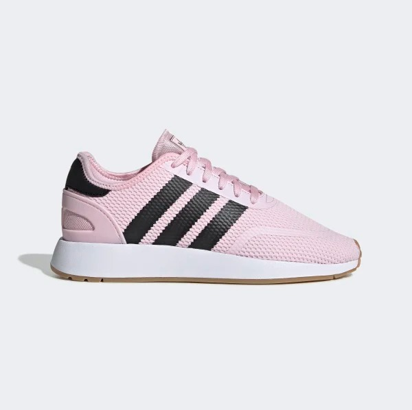 Tenis adidas Mujer Rosa Running Deportivo 23 N-5923 W