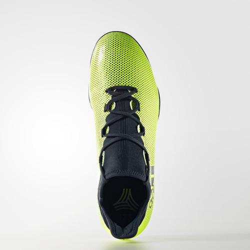 tenis adidas multitaco x tango 17.3 cg3727 look trendy