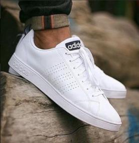 Tenis adidas Neo Advantage Negro Hombre