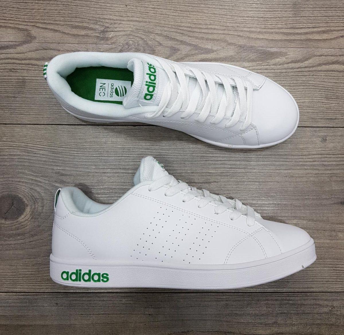 adidas neo blancas