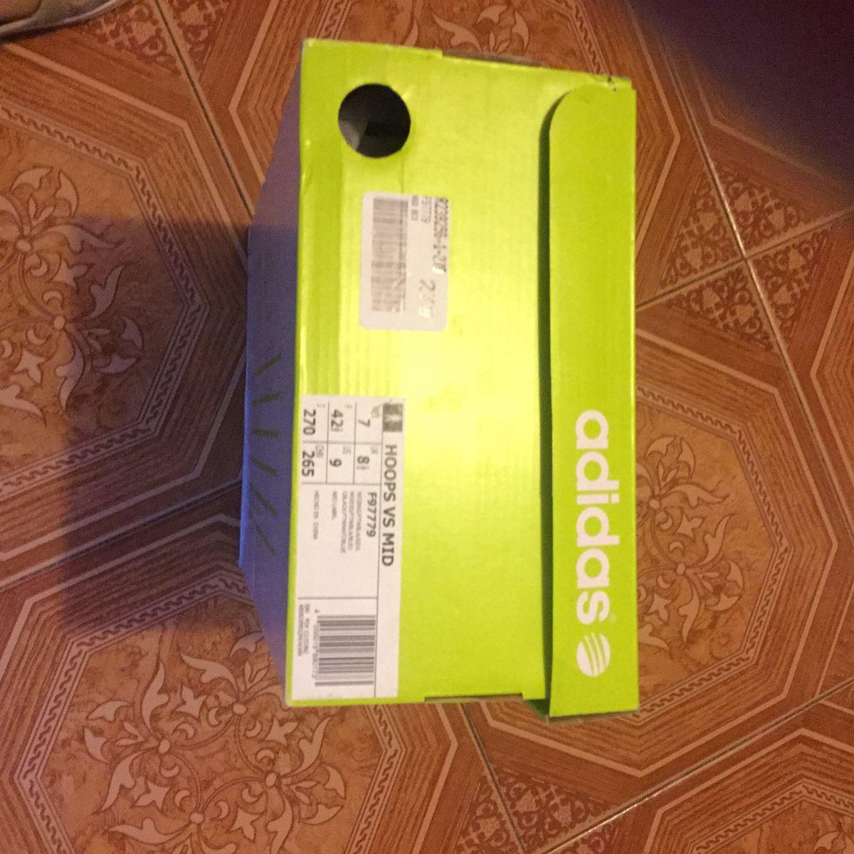 Tenis adidas Neo Hoops Vs Mid Tipo Bota -   899.00 en Mercado Libre 31fb49c25a3f0