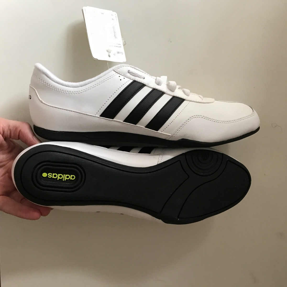 fashion style sneakers for cheap store Tenis adidas Neo Label Original Oirab 43 Br 11 Us