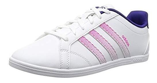 Mitad de precio reunirse más barato Tenis adidas Neo Para Mujer Dama Coneo Color Blanco Casual