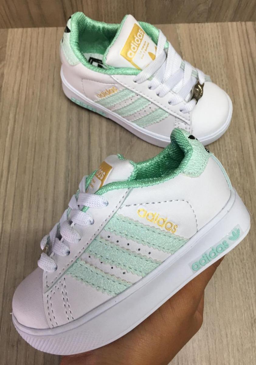 zapatillas tenis adidas para niñas tallas del 21 al 33. Cargando zoom... tenis  adidas niñas. Cargando zoom. 3c8b131fd97ac