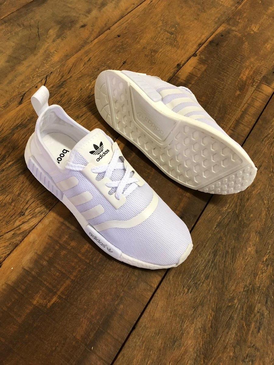 245d160ebf Tenis adidas Nmd Branco Masculino