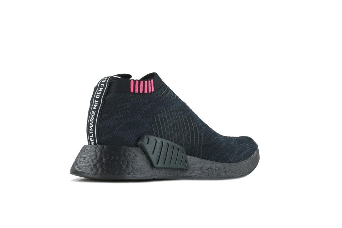 super popular 2c48c c0738 Tenis adidas Nmd City Sock Cs2 Primeknit Triple Black Boost