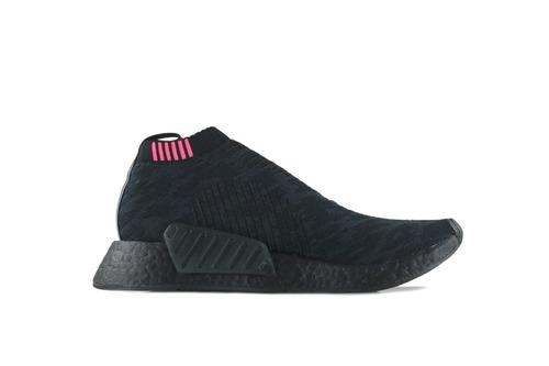 super popular 47843 a4704 Tenis adidas Nmd City Sock Cs2 Primeknit Triple Black Boost