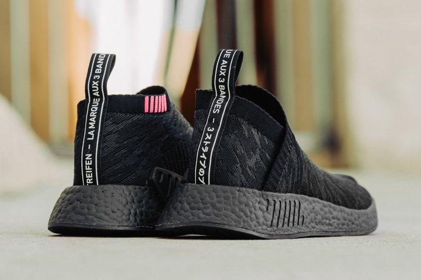 Tenis adidas Nmd Cs2 Pk Triple Black Originals En Su Caja
