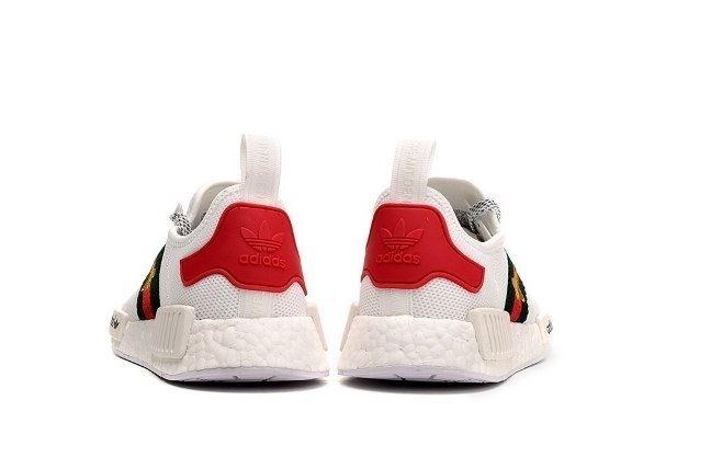 c4a753fbcb0 Tenis adidas Nmd- Gucci Bee - Original !! - R  289