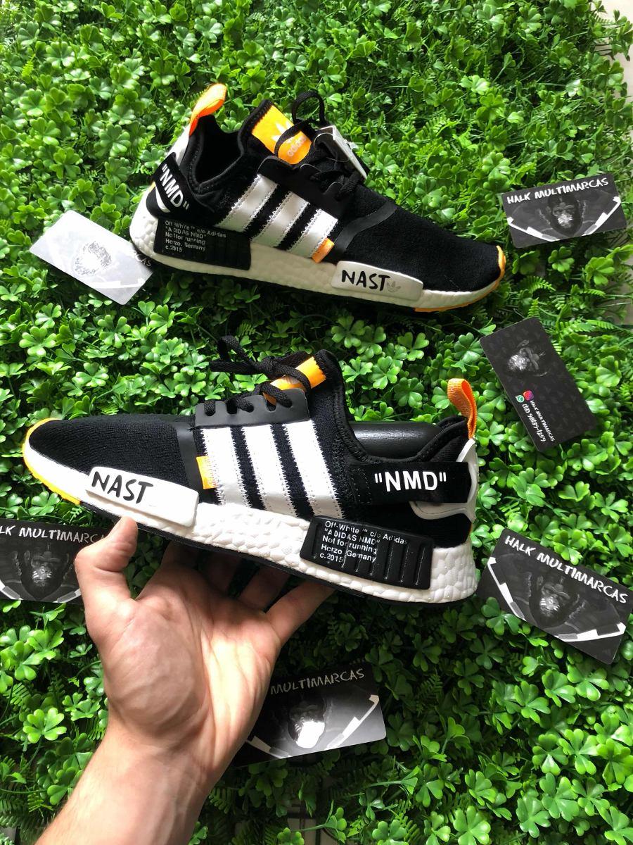 Tenis adidas Nmd Nast Edicao Limitada Envio Rápido - R  200 fcc6f1ef3089a