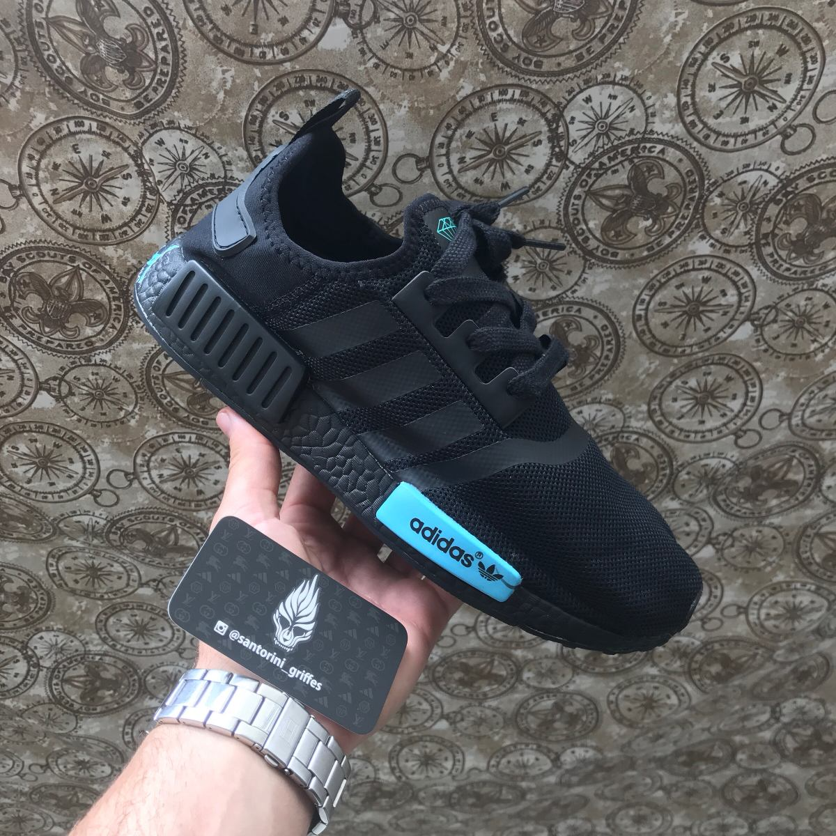 nmd adidas diamond