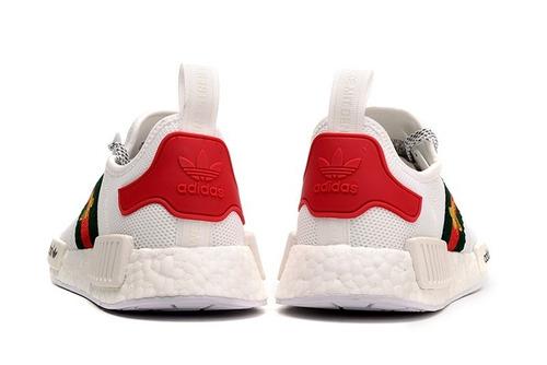 Tenis adidas Nmd R1 Gucci Bee Corra Ja Nao Perca. - R  299 e1f8ee6123d