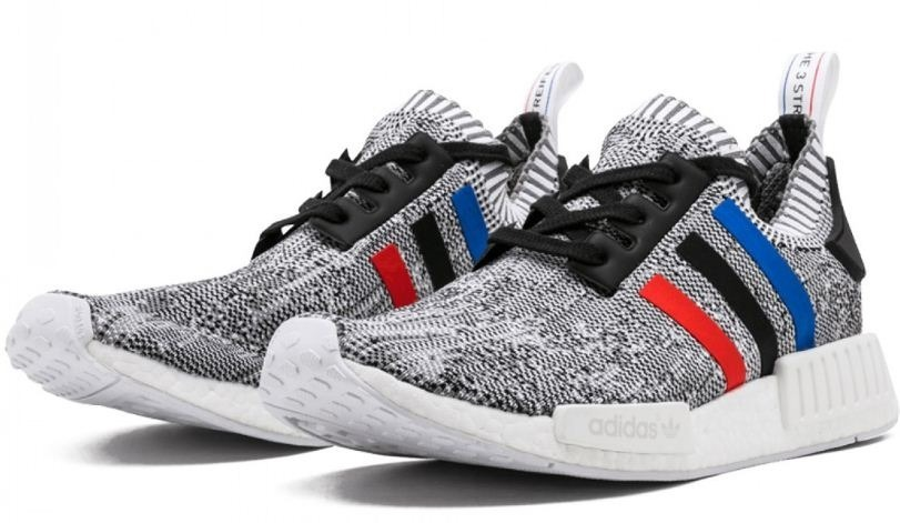 57ce9be6a2 Tenis adidas Nmd R1 Masculino Cinza