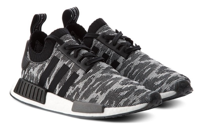new product 013bc 2f972 Tenis adidas Nmd R1 Pk Primeknit Ultra Boost R2 Cs2 Xr1