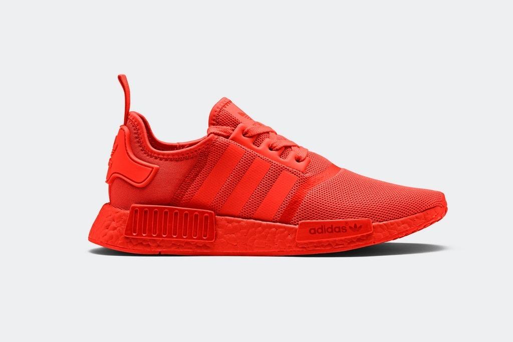 Envio Tenis Nuevos 00 Rojos Adidas 1 Nmd R1 Solar Red Gratis 749 ZqC0nR