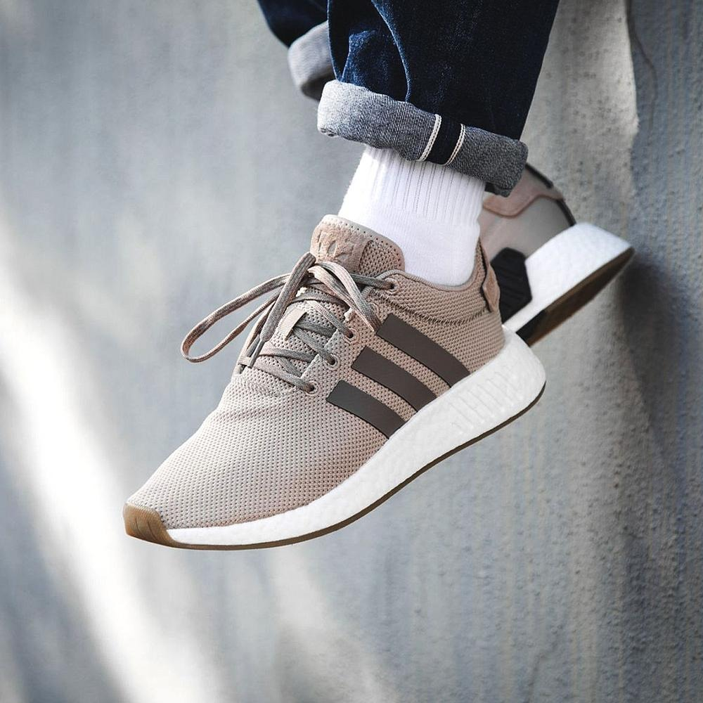 Tenis Adidas NMD R2 BY9916 Arena Hombre