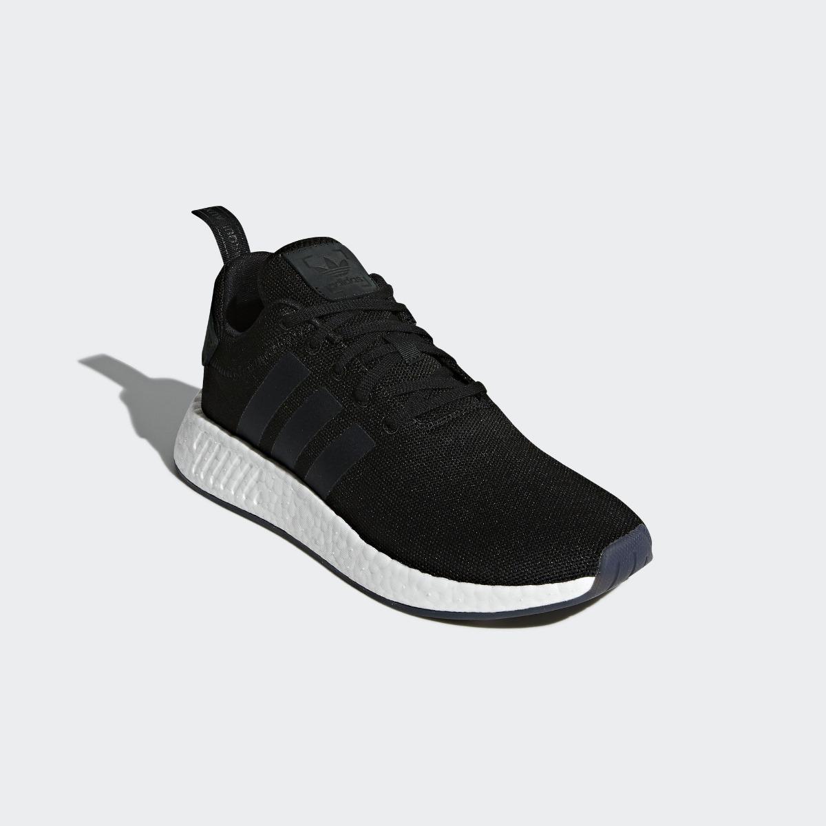 adidas nmd r2 black gym