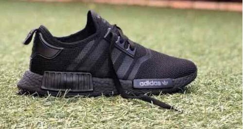 tenis adidas nmd runnerr1 unisex frete grátis black friday