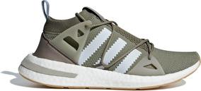 Originals Adidas Arkyn Olivo Mujer Tenis Verde Techwear D9WE2IYH