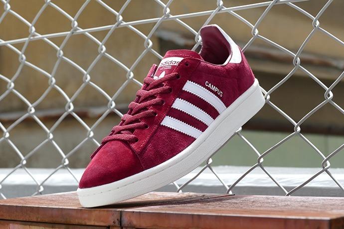 5bee2f4d3e2f6 Tenis adidas Originals Campus - Original - R  359